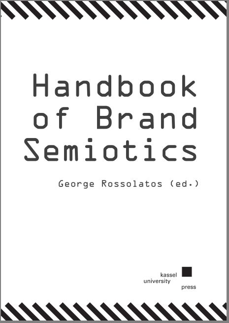 font cover handbook of brand semiotics